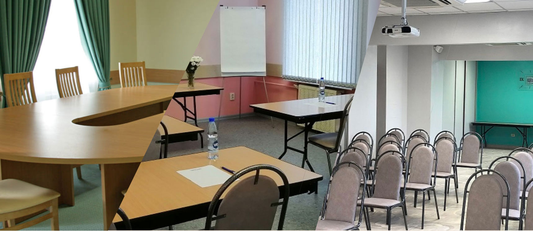 Meeting rooms in 3 stars Hotel in Moscow
